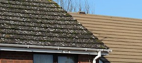 Gutter and roof cleaning in Crawley and Gatwick